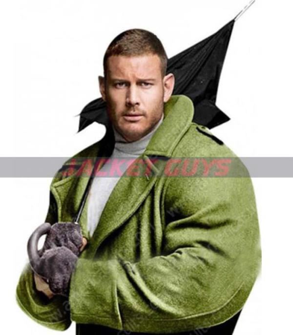 top hopper green coat buy now