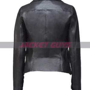 for sale womens blazer leather jacket