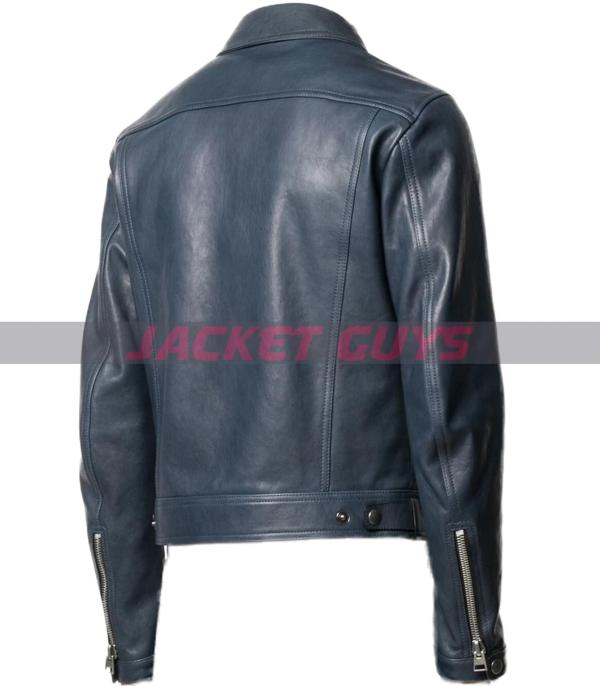 purchase now mens dressy with tie leather jacket
