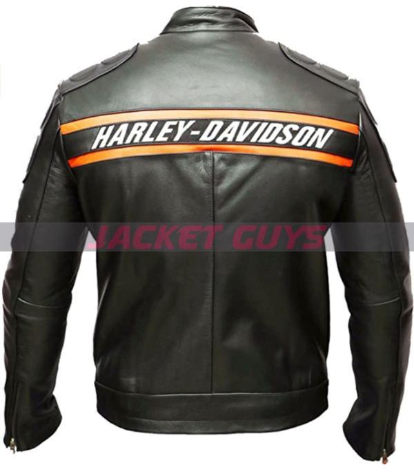 buy now men harley davidson leather jacket
