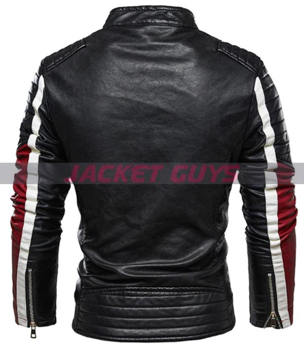 on discount buy now multi color biker jacket