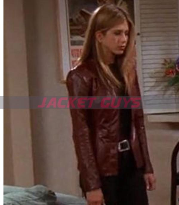 on discount jennifer aniston leather jacket