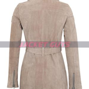 buy now suede leather jacket for women