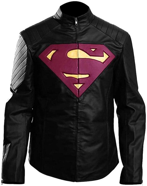 Superman Jacket Boy