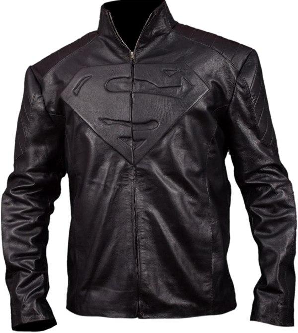 Superman Jacket Mens
