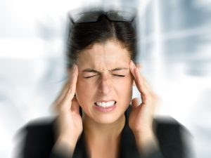 Migraines linked to thinning of visual cortex.
