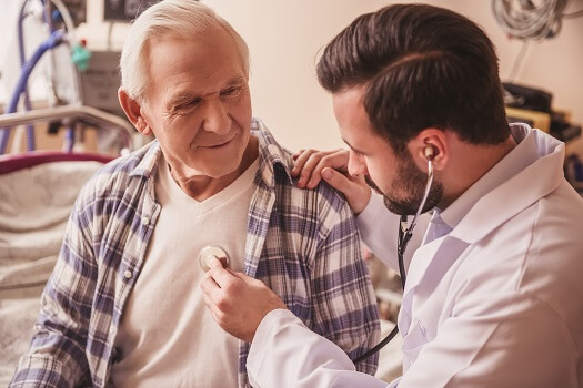 Cardiovascular Health in Elderly Community