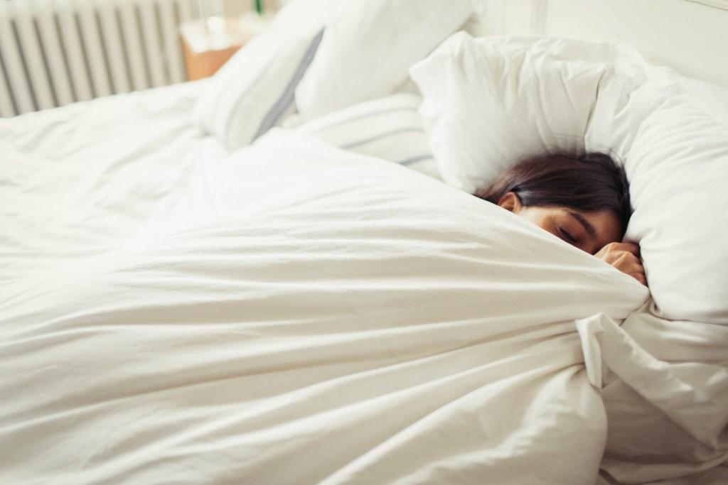 recovery sleep, weekends