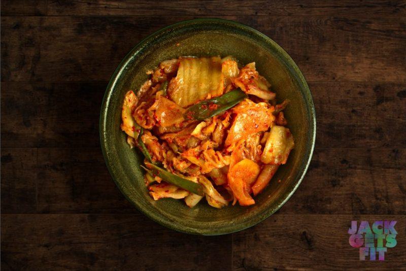kimchi slimming