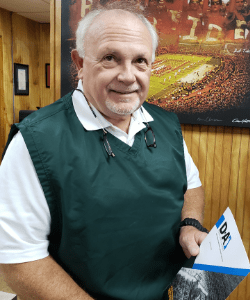 Steve King, Sales, Jack Green Oil Co.