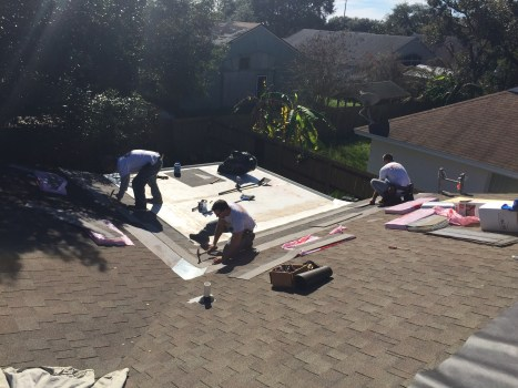 Jack Hall Jr's Structural Patio Roofing