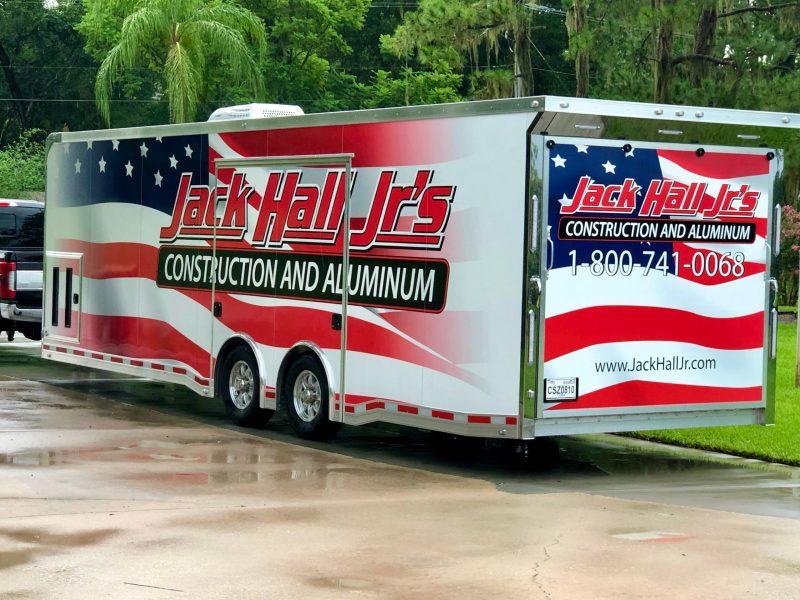 Jack Hall Jr's A+ Rating