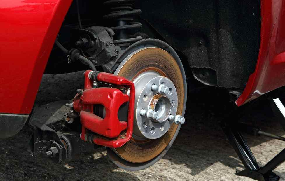 How To Change Brake Pads AndRotors On A Chevy Silverado