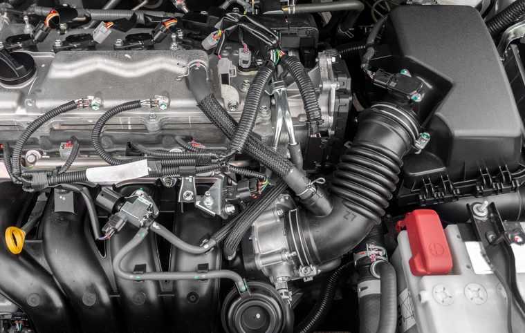 Carburetor Cold Air Intake