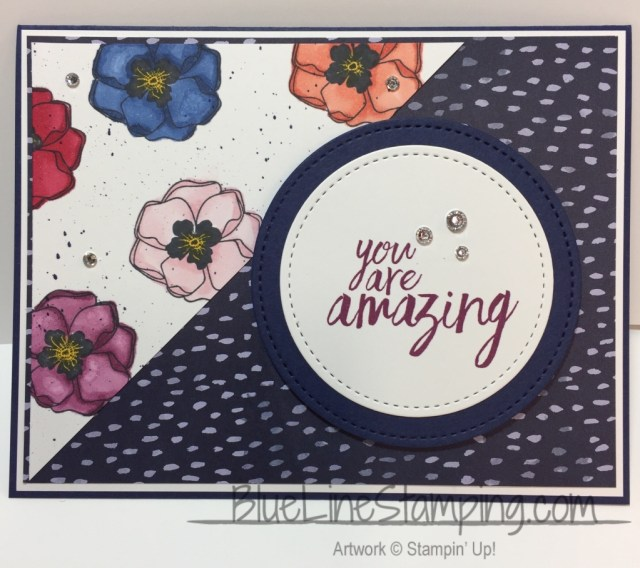 Stampin' Up! Color Me Happy, Stampin' UP! All Things Thanks,