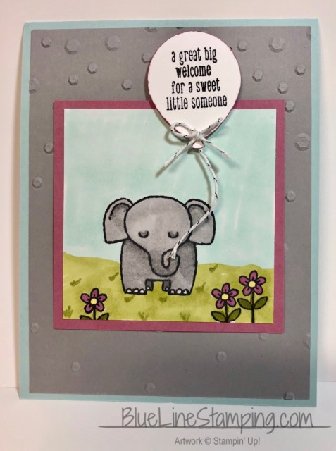 Stampin' Up!, A Little Wild, Jackie Beers, stampinup, a little wild, jackiebeers