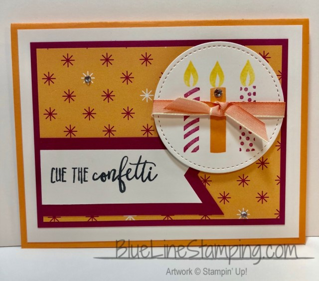 Stampin' Up! Picture Perfect Birthday Jackie Beers, stampinup, picture perfect birthday, jackiebeers