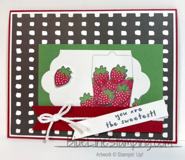 Stampin' Up!, Fruit Basket, Jackie Beers, stampinup, fruit basket, jackiebeers