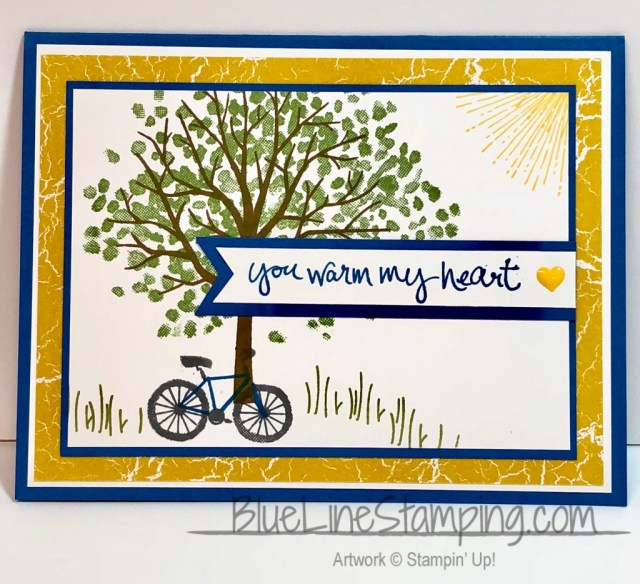 Stampin' Up!, Sheltering Tree, Jackie Beers