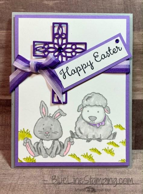 Cross of Hope, Welcome Easter, Stampin' Up!, Jackie Beers