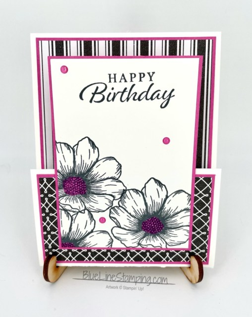 Stampin' Up!, Forever and Always, True Love, Magenta Madness, Jackie Beers