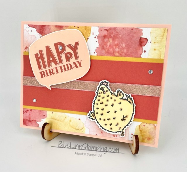 Stampin' Up!, you are amazing, hey birthday chick, ice cream corner, Jackie Beers