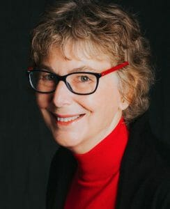 Author and poet Jackie Craven