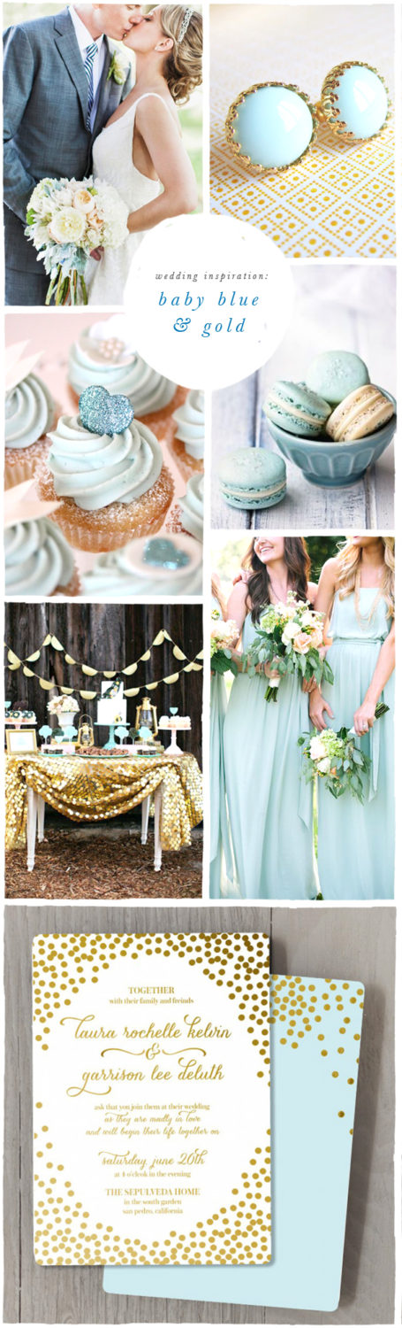 Shades of Blue: Wedding Colors – Jackie Fogartie