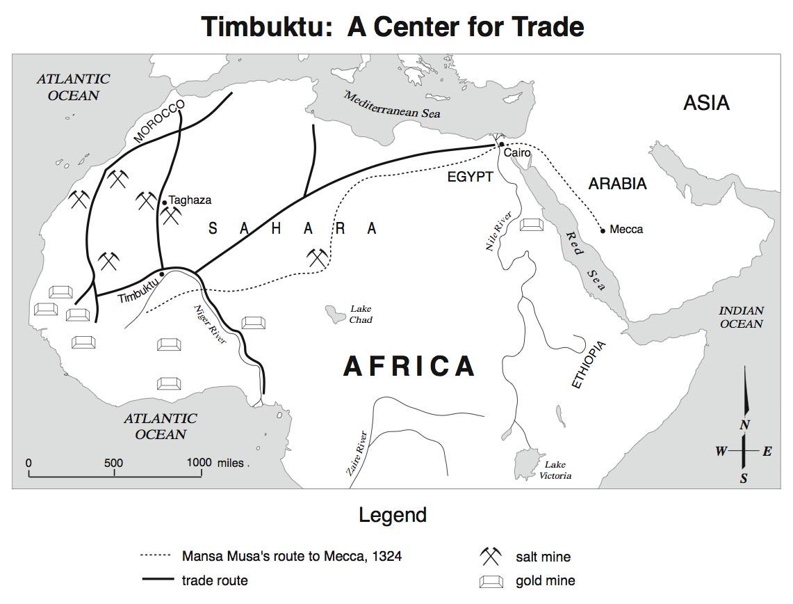 Mansa Musa The Black Moses