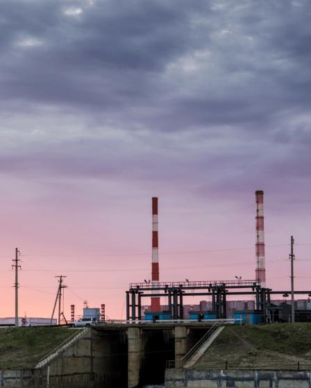 Er is geen gascentrale nodig