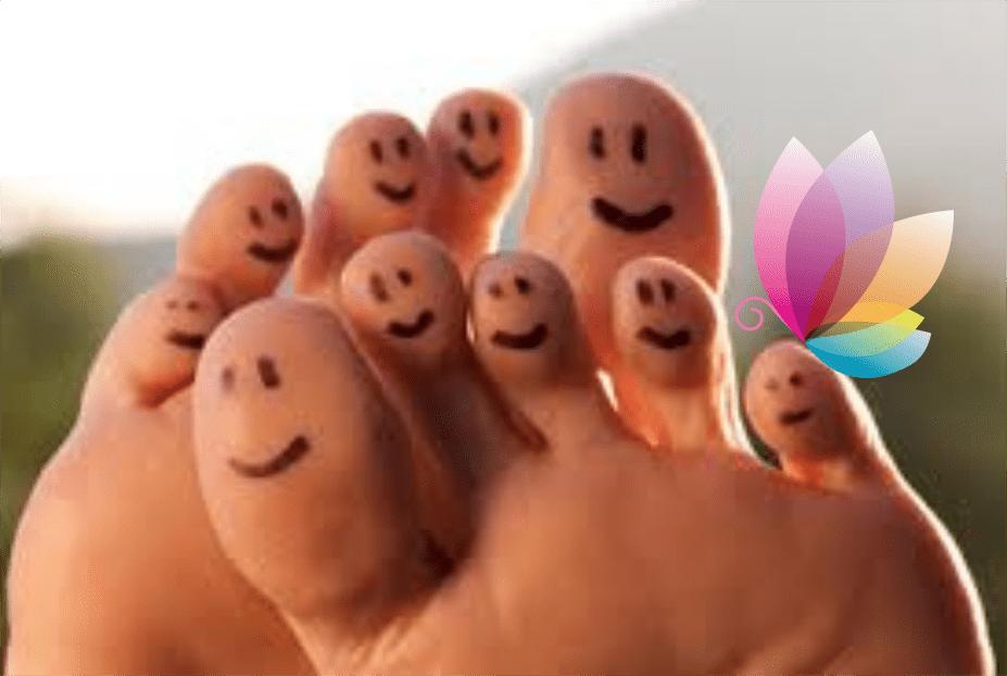 Happy feet, happy life!