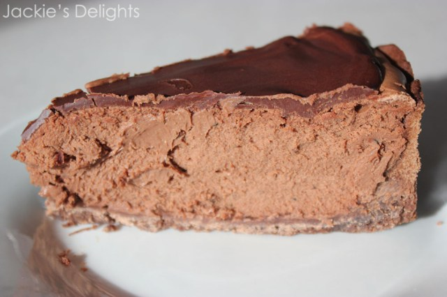 triple chocolate cheesecake.5