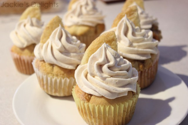 snickerdoodle cupcakes.3