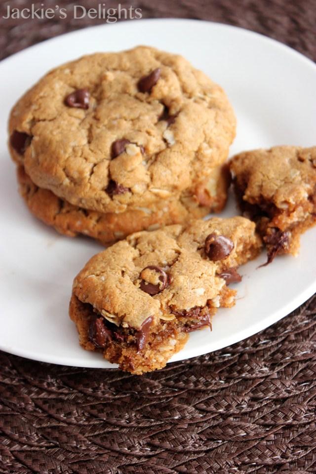 Oatmeal Peanut Butter Cookies (GF).3