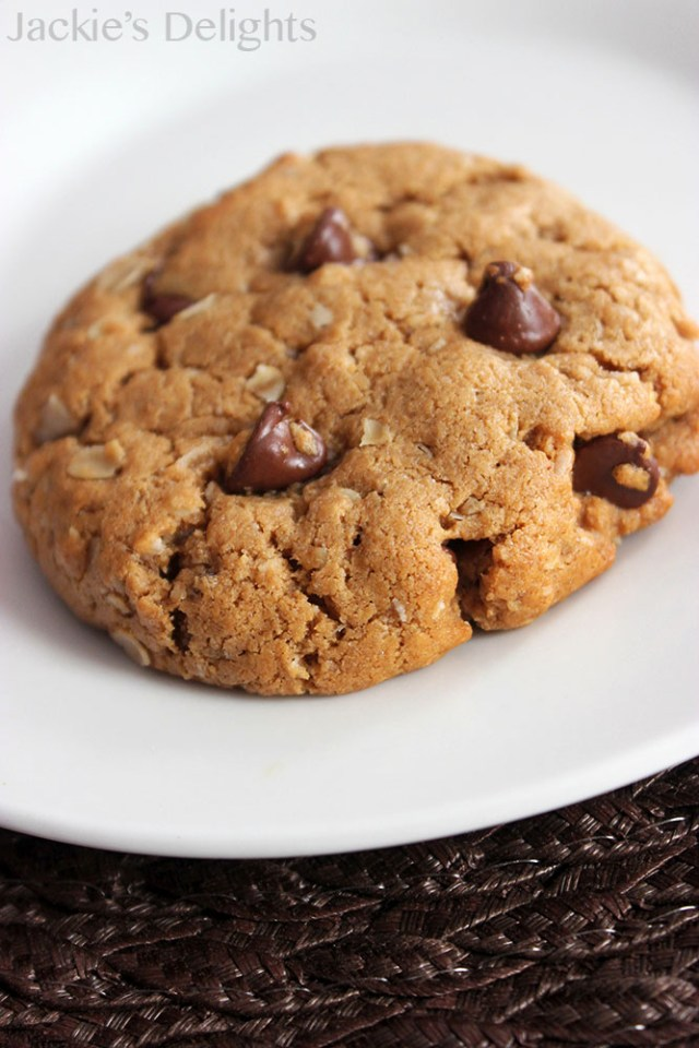 Oatmeal Peanut Butter Cookies (GF).5
