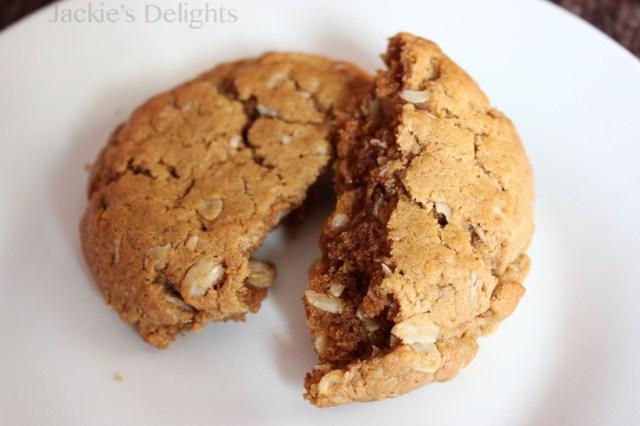 Oatmeal Peanut Butter Cookies (GF).6