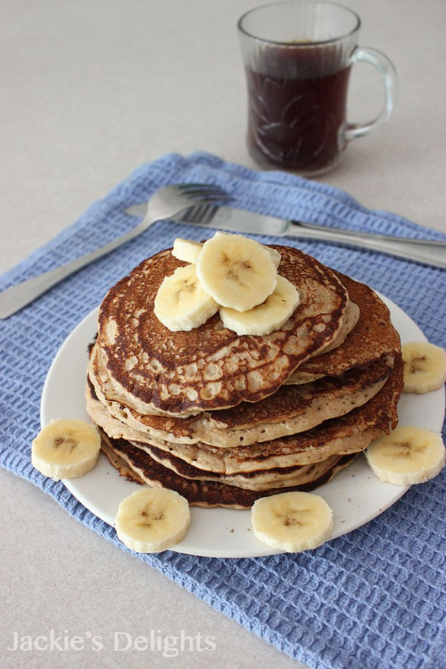 Banana Bread Pancakes.3