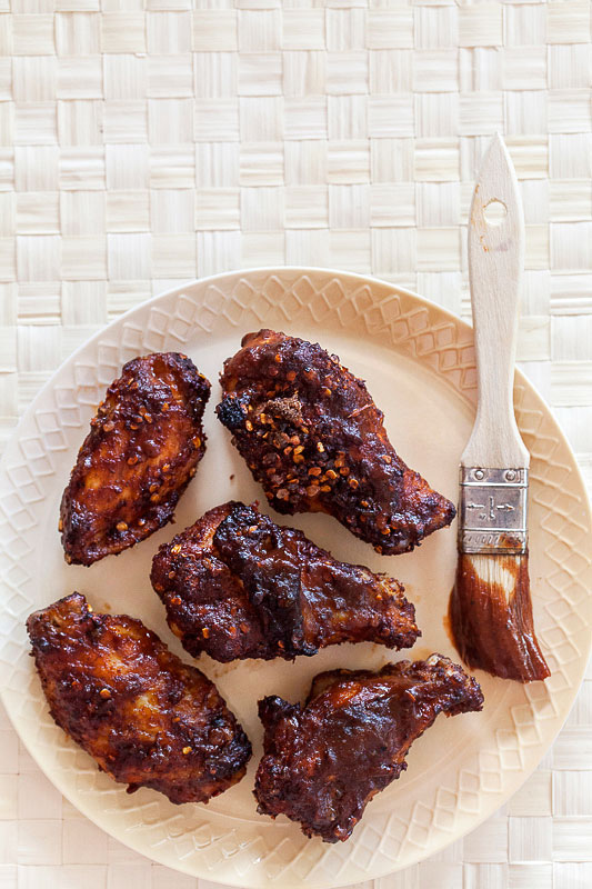 Grilled sweet and spicy chicken-wings-Jackie-alpers