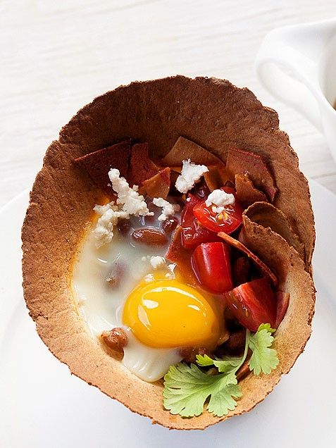 Sonoran Breakfast Taco Cups