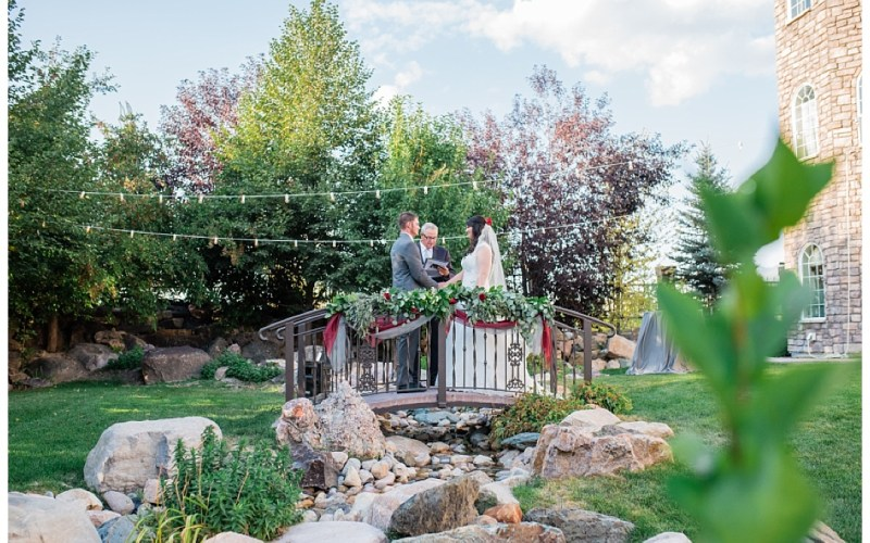 Rylee & Kim | Castle Manor | Logan Utah Photographer