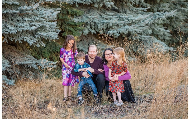The Buffington Family   Logan Utah Photographer