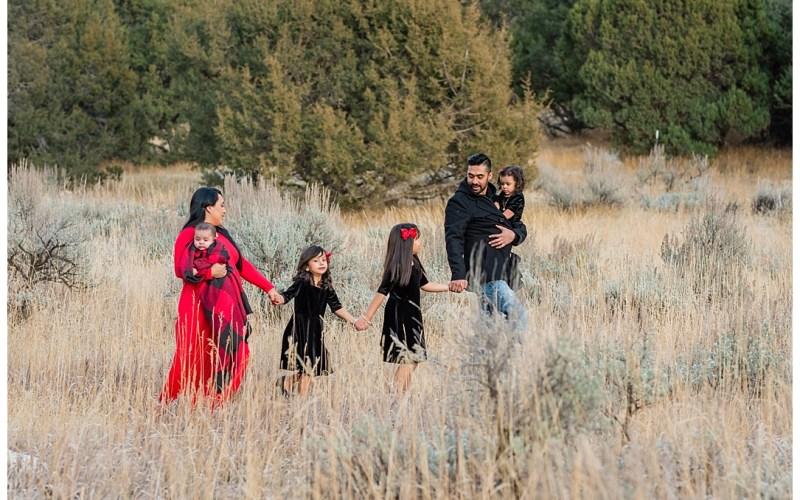 The Morales Family   Green Canyon   Logan Utah Photographer