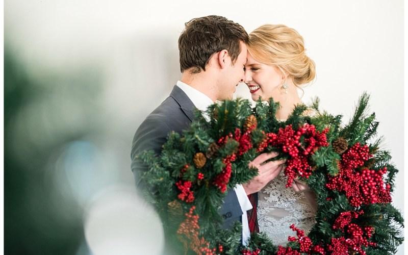 Christmas Wedding | Provo Utah Wedding Photographer