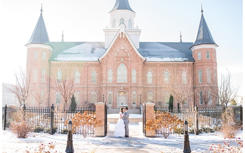 Kaleb & Kennedy | Provo Utah Wedding Photographer