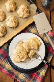 Biscuits and Gravy Happy Herbivore Holidays and Gatherings