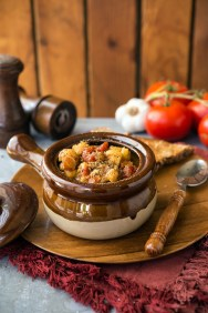 Rustic Chili Happy Herbivore Holidays and Gatherings
