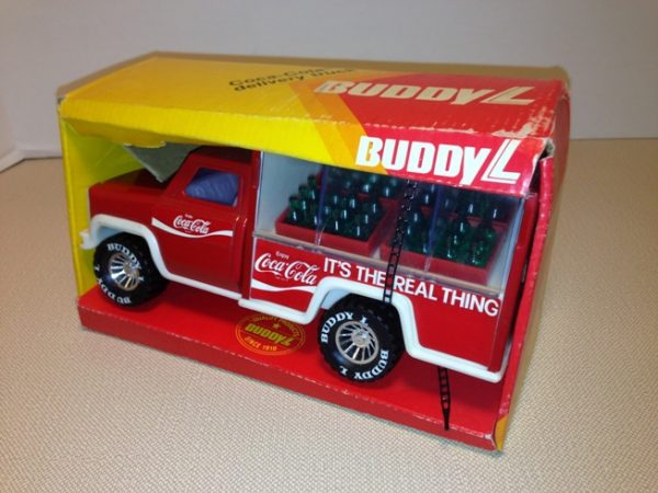 Coca Cola Buddy L 5217 Delivery Truck Jackies Toy Store