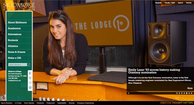 Lazar Homepage