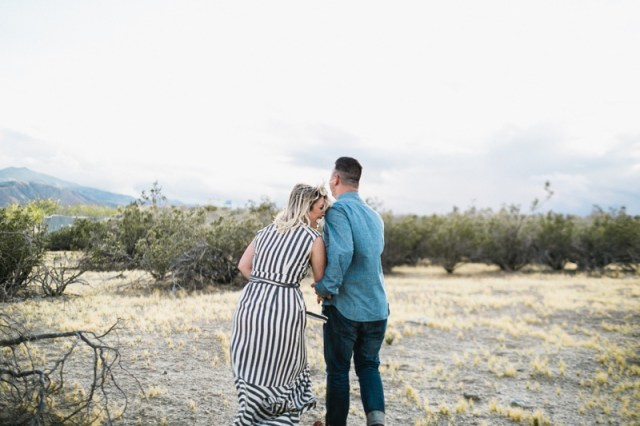 palm springs engagement photos cabazon dinosaur engagement moorten botanical garden wedding - 17