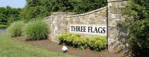 three flags culpeper va community